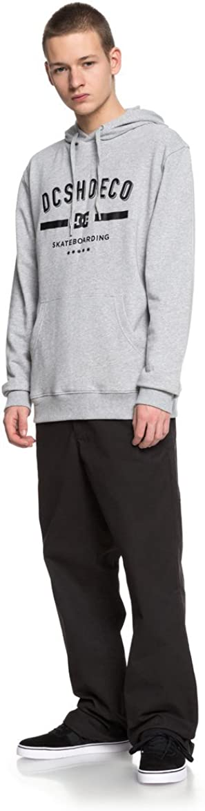DC Mens Last Stand Pullover