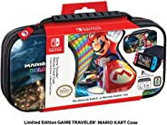 Officially Licensed Nintendo Switch Mario Kart 8 Deluxe Carrying Case – Protective Deluxe Travel Case with Adj