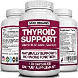 Thyroid Support Supplement with Iodine |120
