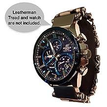 BestTechTool Leatherman Tread Watch Adapter 20mm, Stainless Steel
