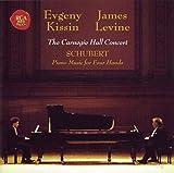 Music : Schubert: Piano Music for Four Hands