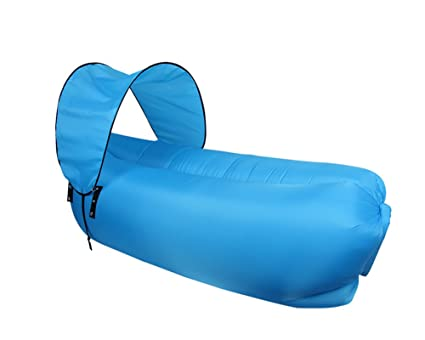 Amazon.com : DMGF Inflatable Sofa Outdoor Air Shade Lounger ...