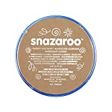 Snazaroo Face and Body Paint, 18 ml - Light Beige (Individual Colour)