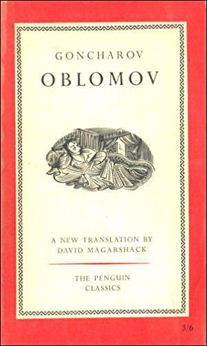 Oblomov, Ivan Goncharov