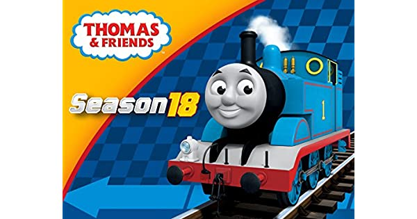 Amazon.com: Thomas & Friends, Season 18: Mark Moraghan, Ben ...