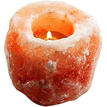 Amazon Com Evolution Salt Natural Tealight Candle