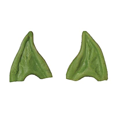 Forum Novelties Men's Forum Pointed Elf/Werewolf Ear Tips, Standard, One Size: Clothing