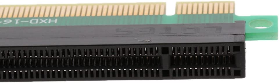 PCI-E 164Pin 16X Extender Riser Card Adapter Graphics Card Expansion