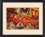 Framed Print of Shops decorated for Diwali, Old Delhi, Delhi, India