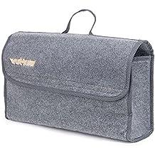 TanYoo Portable and Universal Auto Trunk Organizer, Durable Felt Gadget First Aid Storage Oragnizer Bag for Car/ SUV//Jeep/Van/Truck …