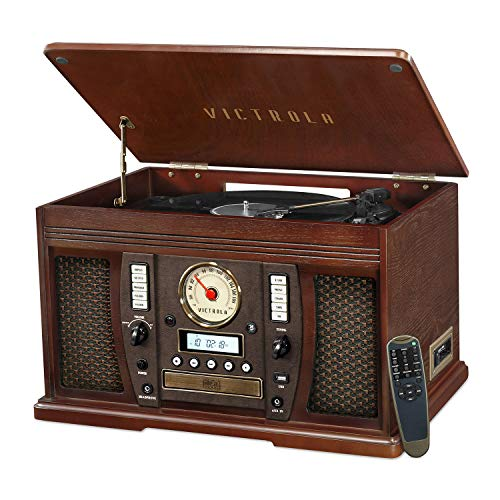 Victrola Aviator 8-in-1 Bluetooth