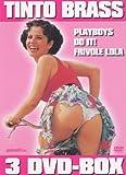 Tinto Brass - 3er Box (Playboys/Do It!/Frivole...) [Import allemand]