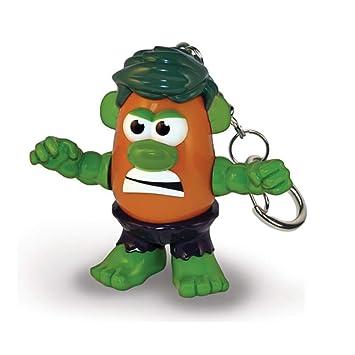 Marvel Comics Llavero Potato Hulk PPW Toys: Amazon.es ...