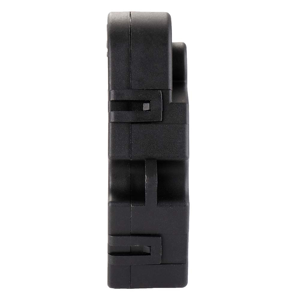 LSAILON HVAC Air Door Actuator-Fit for 2003-2014 Cadillac 2003-2014 Chevrolet 2003-2014 GMC 2008-2009 Hummer-604-112 15-73952 52495593 89018374 Blend Door Actuator