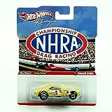 SNAKE CUDA * NHRA CHAMPIONSHIP DRAG RACING * Hot Wheels 2011 RACING SERIES 1:64 Scale Die-Cast Vehicle