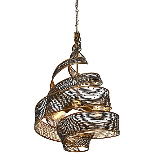Hammered Steel Pendant Lighting