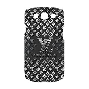 3D Luxury Classical Louis and Vuitton Phone Case for Samsung Galaxy S3 I9300 Louis and Vuitton Logo