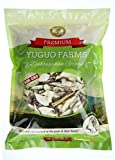 Yuguo Farms Dried Sliced Shiitake Mushrooms 100% Naturally Grown, NON-GMO, 14oz bag