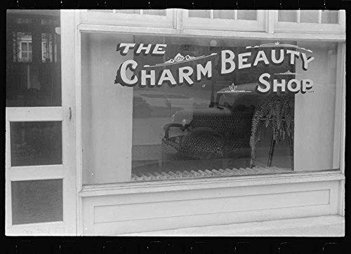 Beauty shop in Worthington, Ohio