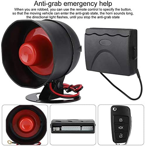 Sistema di sicurezza di allarme auto universale a 2 vie Q1 telecomando antifurto auto chiave di allarme antifurto due metodi antifurto comprendono un allarme sonoro