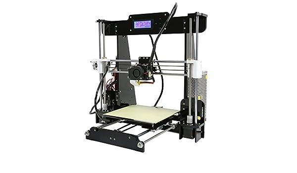 homgrace 3d impresora 3d printer DIY i3 upgradest High Precision ...