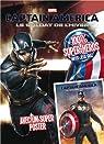 Captain America, Le soldat de l'hiver : Avec un poster par Marvel