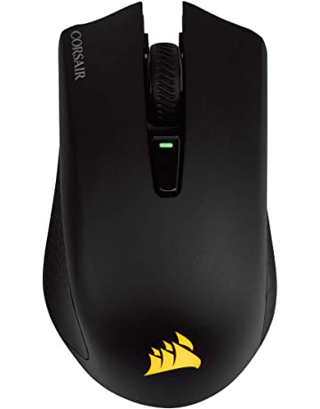 e8adc42ff55 CORSAIR Harpoon RGB Wireless - Wireless Rechargeable Gaming Mouse - 10,000  DPI Optical Sensor