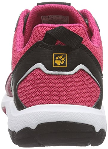 Women's Wolfskin Sneakers Red 2081 Top Azalea Jack Air W Low Pink Low Monterey wXxTqnSA