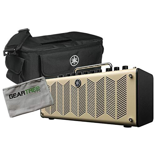 Yamaha THR10 10 Watt (5W + 5W) Stereo Guitar Amplifier w/Gig Bag and Geartree C