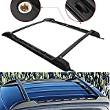 Kingcher Roof Rack Cross Bars Toyota Tacoma 2005-2017 Double Cab/Crew Cab only