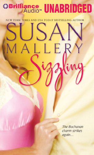 Sizzling (Buchanan Saga Series) by Brilliance Audio