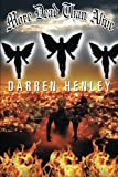 More Dead Than Alive, Darren Henley, 1483642771
