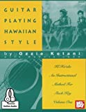 img - for Guitar Playing Hawaiian Style by Ozzie Kotani (2015-05-13) book / textbook / text book