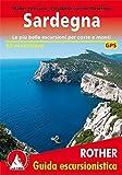 Sardegna: Le più belle escursioni per coste e monti. 63 escursioni. GPS-Tracks