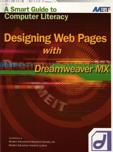 MEIT - Designing Web Pages with Dreamweaver MX pdf