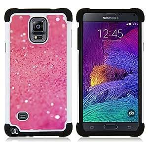 King Case - Pink Glitter Shine - Cubierta de la caja protectora completa h???¡¯???€????€?????brido Body Armor Protecci???&rsquo