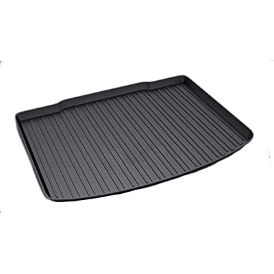 kaungka Cargo Liner Rear Cargo Tray Trunk Floor Mat Waterproof Protector for 2020 2020 2020 Honda CRV (Fit with Subwoofer and 2020 CRV Touring): Automotive