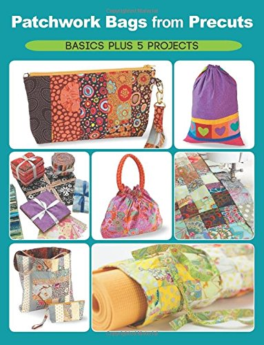 quilt as you go bags - 3