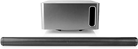 TronicXL - Barra de sonido premium 390 W + subwoofer Bluetooth ...