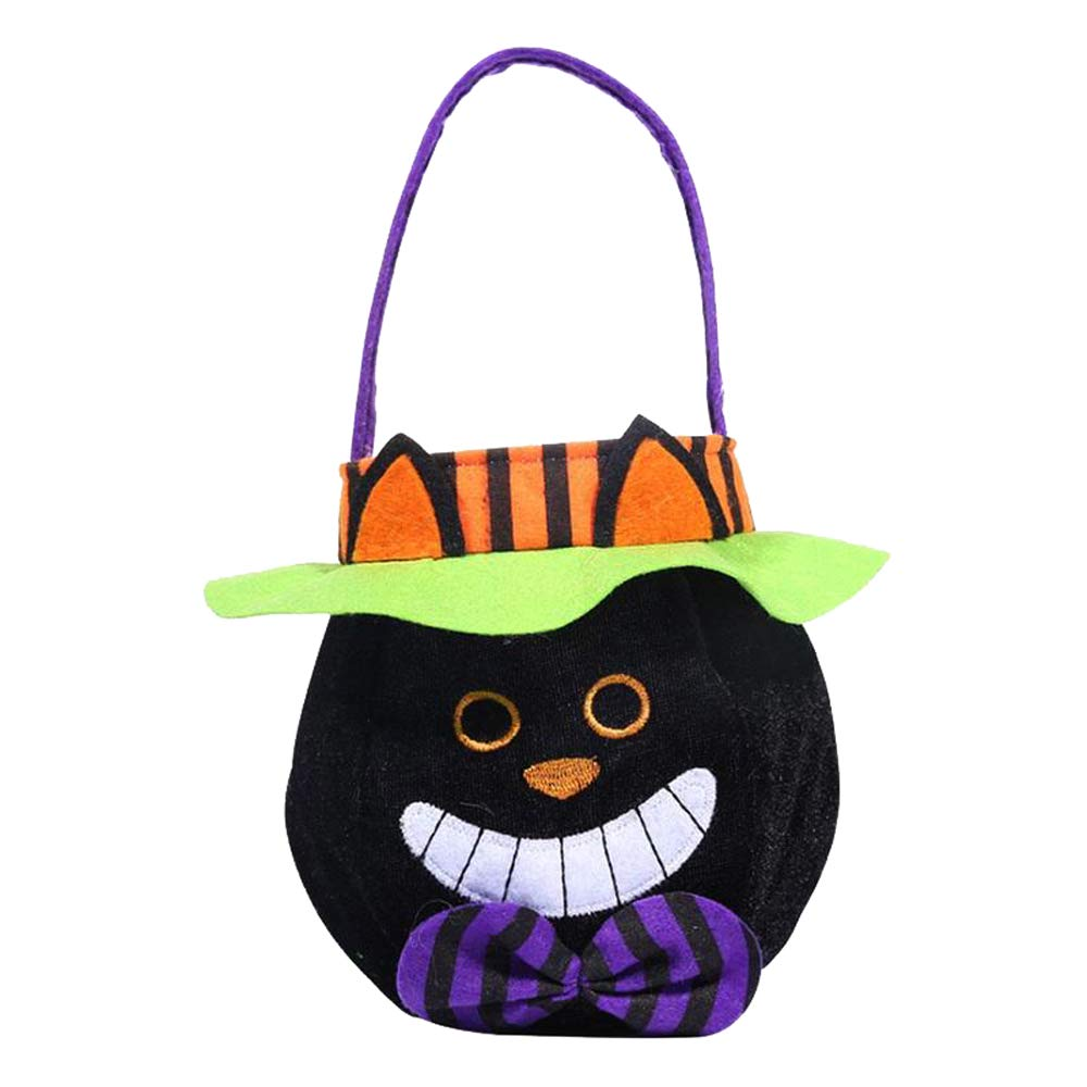 Letsfree Halloween Trick or Treat Bags Pumpkin Candy Bag Gift Bag for Party Decoration