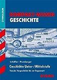 Kompakt-Wissen Geschichte Unterstufe / Mittelstufe. G8: Von der Vorgeschichte bis zur Gegenwart