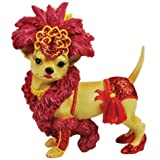 Westland Giftware Aye Chihuahua Resin Figurine, Showgirl