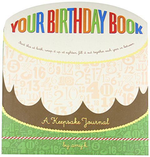 Birthday Scrapbook (Your Birthday Book: A Keepsake Journal)