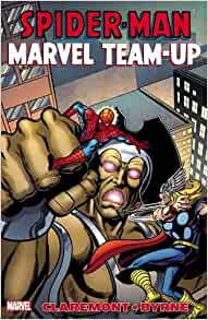 61aa7383 Amazon.com: Spider-Man: Marvel Team-Up by Claremont & Byrne  (9780785158660): Chris Claremont, John Byrne: Books