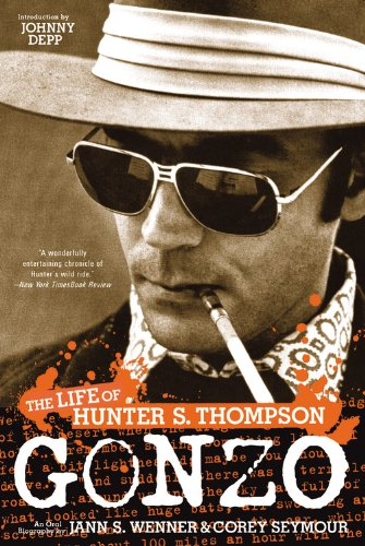 Download Gonzo: The Life of Hunter S. Thompson pdf