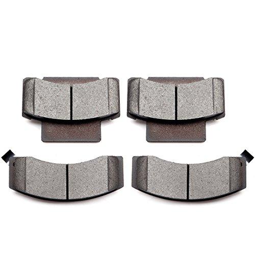 - SCITOO Ceramic Discs Brake Pads, 4pcs Front Brake Pads Brakes Kits fit Chevrolet C3500/Express 3500/K3500,Dodge Ram 2500/Ram 3500,GMC C3500/C3500HD/K3500/Savana 3500 Compatible ATD459C D459-7339