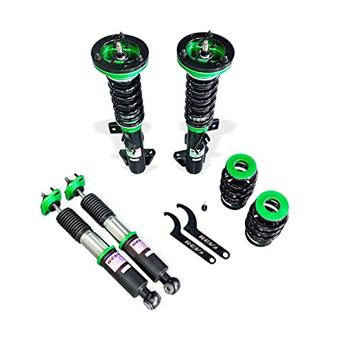 Rev9(R9-SC-0085_2) Hyper-Street Coilovers For BMW 3-Series(E36) 1994-99, Twin Tube, Height/32-Way Dempening Adjustable