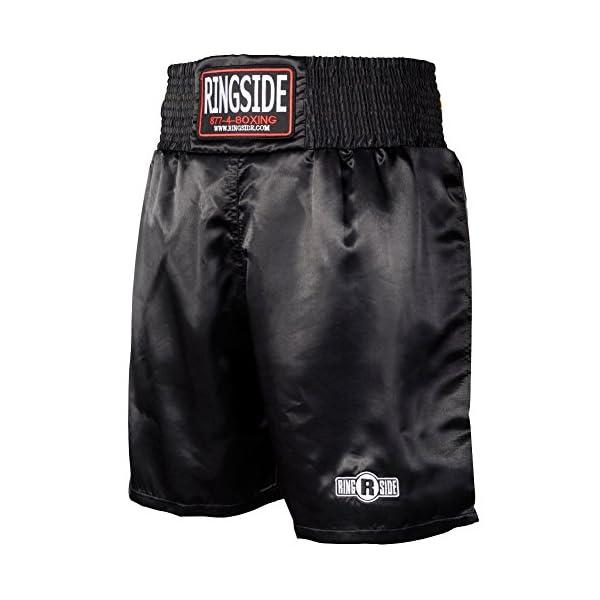 Ringside Pro-Style Kickboxing Muay Thai MMA Training Gym Clothing Shorts Boxing Trunks 1