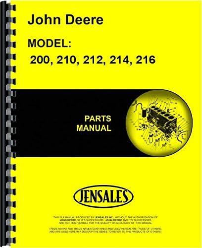 muffler shield assembly John Deere 210 212 214 216