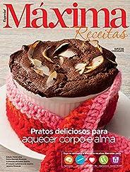 Revista Máxima Receitas - Pratos deliciosos para aquecer corpo e alma